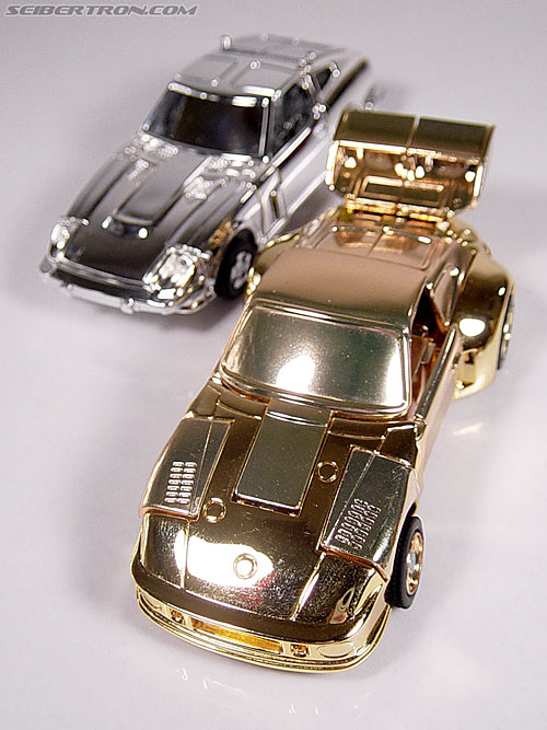 Transformers e-Hobby Exclusives Gold Jazz (Golden Lagoon version) (Image #24 of 55)