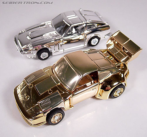 Transformers e-Hobby Exclusives Gold Jazz (Golden Lagoon version) (Image #25 of 55)