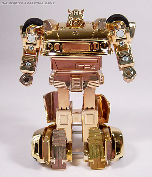 Transformers e-Hobby Exclusives Gold Jazz (Golden Lagoon version) (Image #26 of 55)
