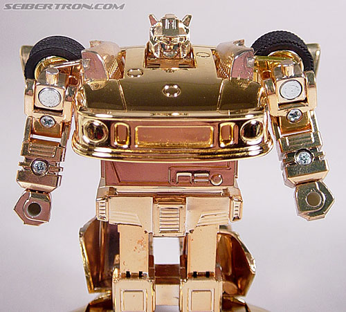 Transformers e-Hobby Exclusives Gold Jazz (Golden Lagoon version) (Image #28 of 55)