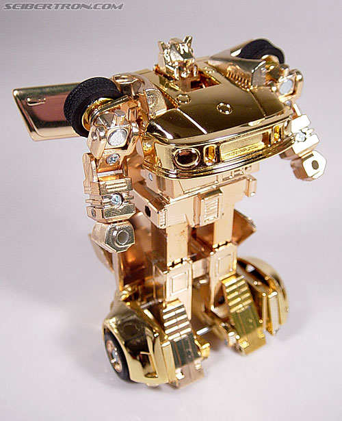 Transformers e-Hobby Exclusives Gold Jazz (Golden Lagoon version) (Image #30 of 55)