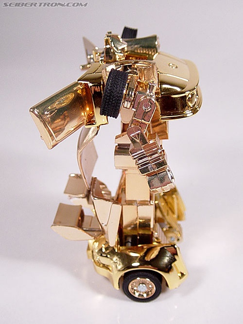 Transformers e-Hobby Exclusives Gold Jazz (Golden Lagoon version) (Image #31 of 55)