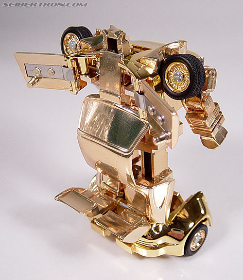 Transformers e-Hobby Exclusives Gold Jazz (Golden Lagoon version) (Image #32 of 55)