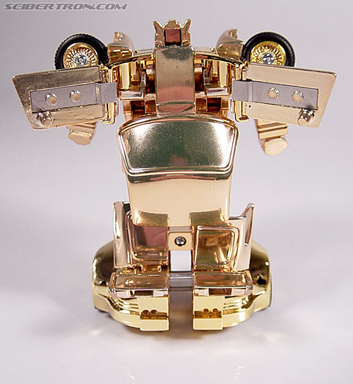 Transformers e-Hobby Exclusives Gold Jazz (Golden Lagoon version) (Image #33 of 55)