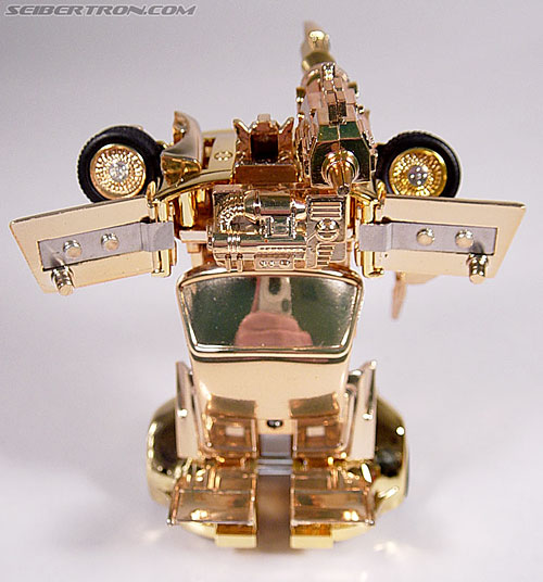 Transformers e-Hobby Exclusives Gold Jazz (Golden Lagoon version) (Image #34 of 55)