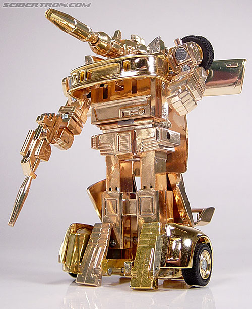 Transformers e-Hobby Exclusives Gold Jazz (Golden Lagoon version) (Image #37 of 55)