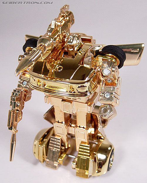 Transformers e-Hobby Exclusives Gold Jazz (Golden Lagoon version) (Image #38 of 55)