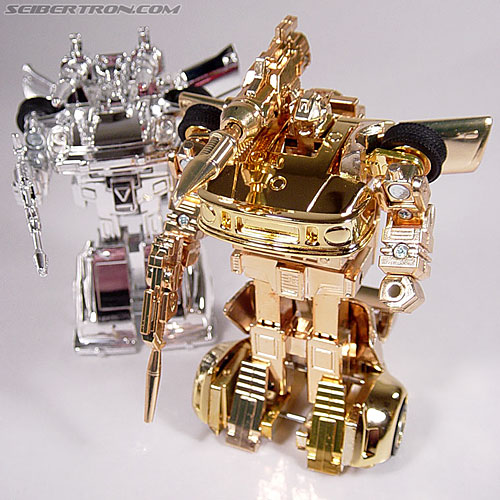 Transformers e-Hobby Exclusives Gold Jazz (Golden Lagoon version) (Image #43 of 55)