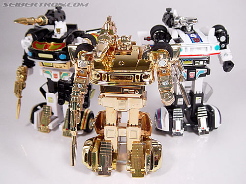 Transformers e-Hobby Exclusives Gold Jazz (Golden Lagoon version) (Image #47 of 55)