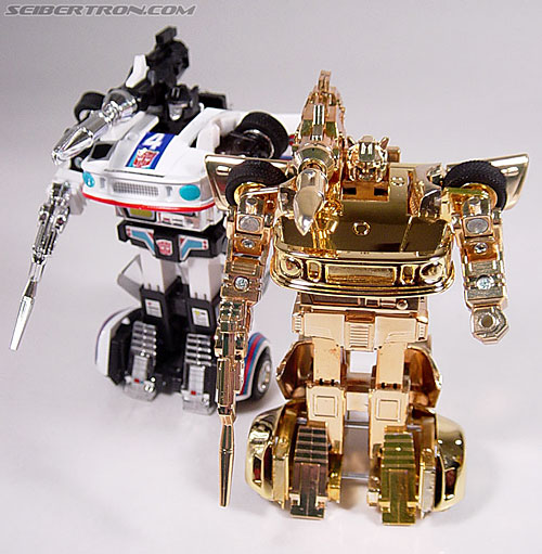 Transformers e-Hobby Exclusives Gold Jazz (Golden Lagoon version) (Image #50 of 55)
