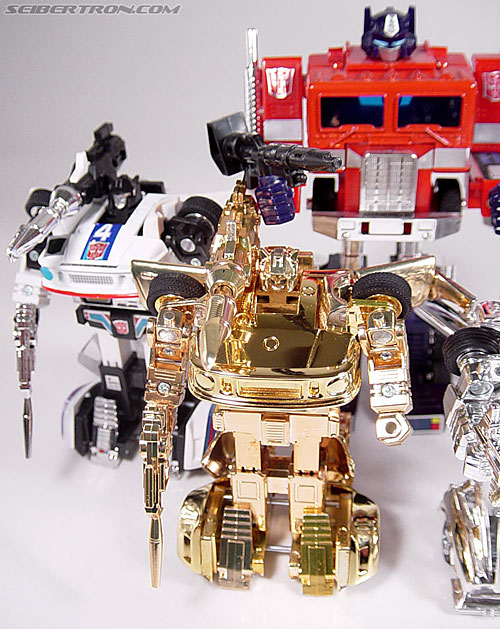 Transformers e-Hobby Exclusives Gold Jazz (Golden Lagoon version) (Image #55 of 55)
