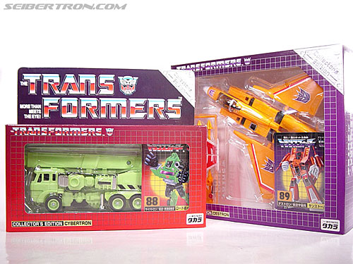 Transformers e-Hobby Exclusives Hauler (Road Hauler) (Image #1 of 45)