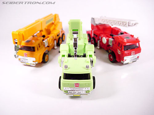 Transformers e-Hobby Exclusives Hauler (Road Hauler) (Image #18 of 45)