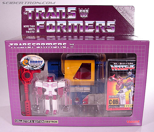 Transformers e-Hobby Exclusives Twincast (Reissue) (Image #1 of 101)