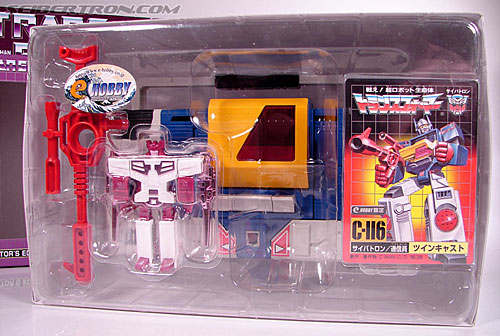 Transformers e-Hobby Exclusives Twincast (Reissue) (Image #20 of 101)