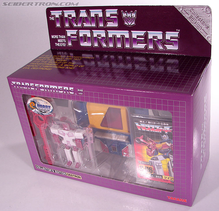 Transformers e-Hobby Exclusives Twincast (Reissue) (Image #13 of 101)