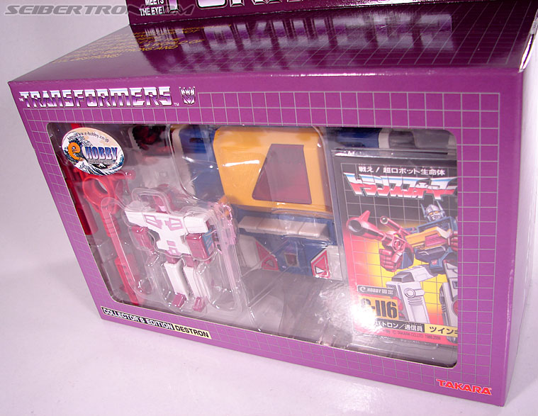 Transformers e-Hobby Exclusives Twincast (Reissue) (Image #16 of 101)