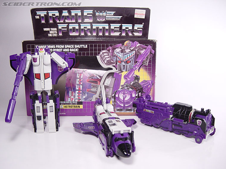 Transformers G1 1985 Astrotrain (Image #66 of 68)
