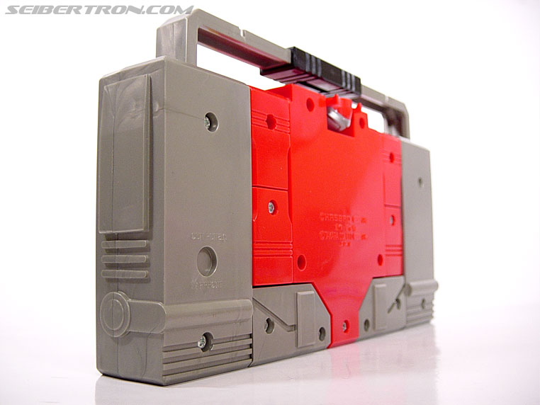 Transformers G1 1985 Blaster (Broadcast) (Image #4 of 35)