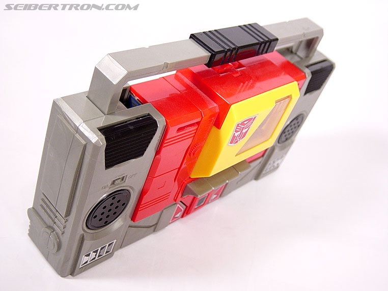 Transformers G1 1985 Blaster (Broadcast) (Image #7 of 35)