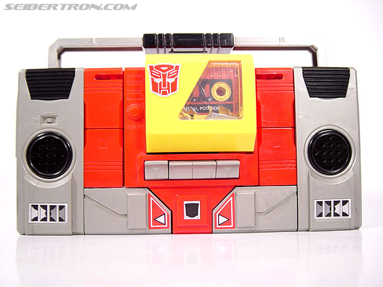 Transformers G1 1985 Blaster (Broadcast) (Image #8 of 35)