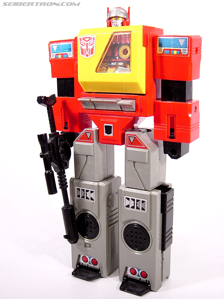 Transformers G1 1985 Blaster (Broadcast) (Image #17 of 35)