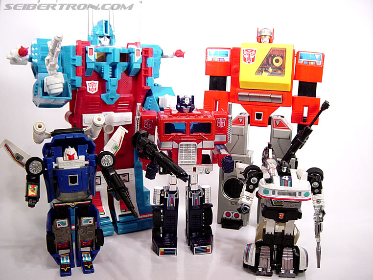 Transformers G1 1985 Blaster (Broadcast) (Image #34 of 35)