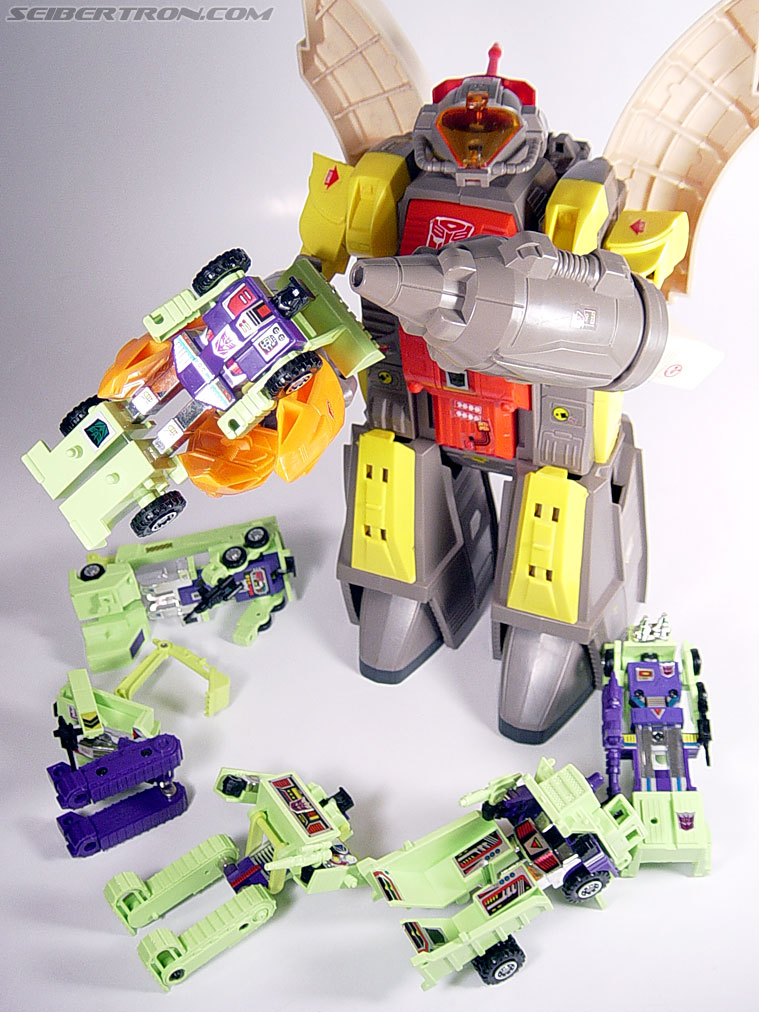 Transformers G1 1985 Devastator (Devastar) (Image #22 of 78)