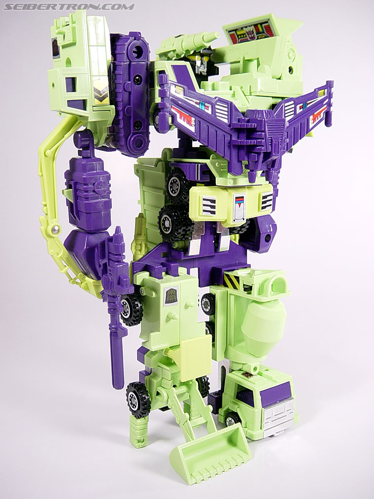 Transformers G1 1985 Devastator (Devastar) (Image #42 of 78)