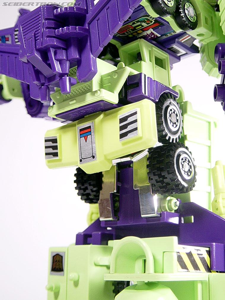 Transformers G1 1985 Devastator (Devastar) (Image #66 of 78)