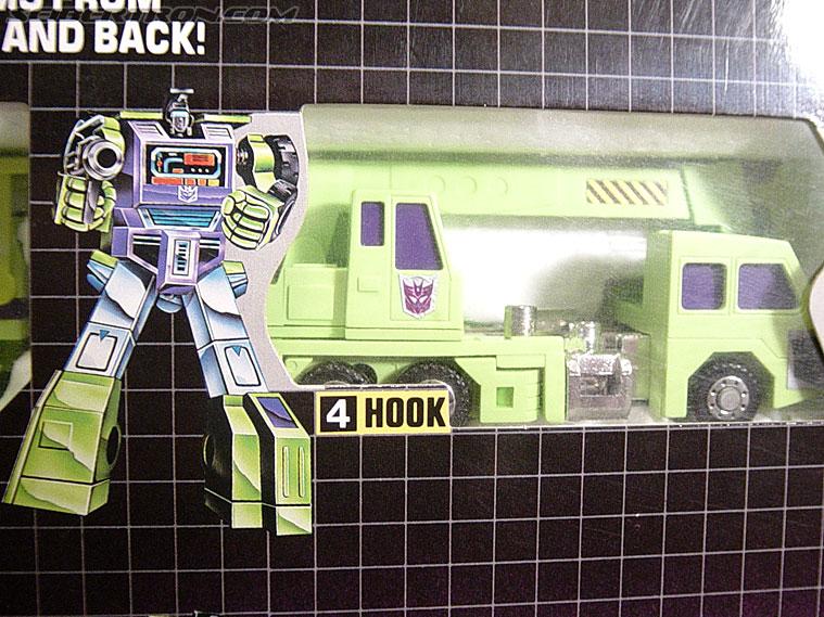 Transformers G1 1985 Hook (Glen) (Image #1 of 36)