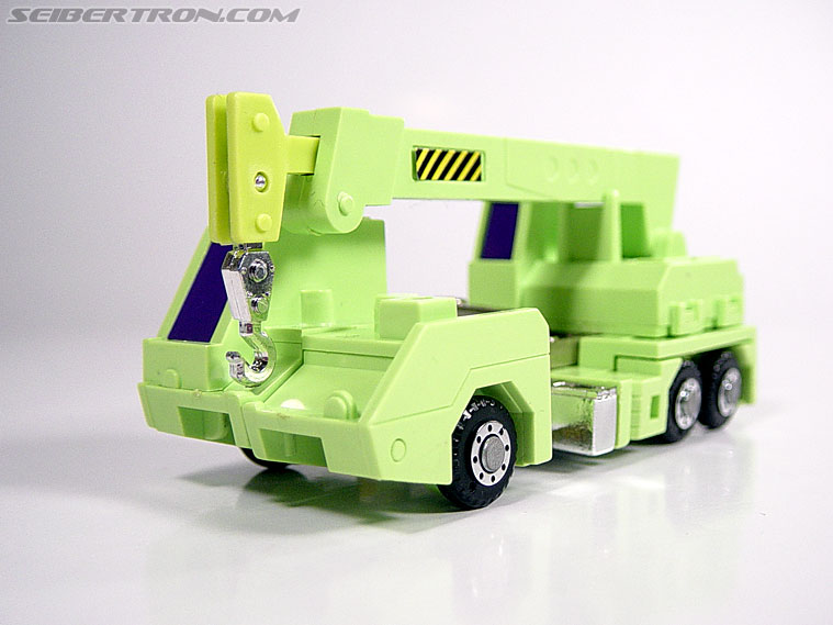 Transformers G1 1985 Hook (Glen) (Image #12 of 36)