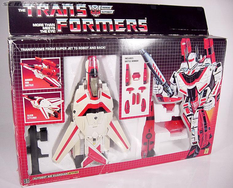 Transformers G1 1985 Jetfire (Skyfire) (Image #4 of 116)