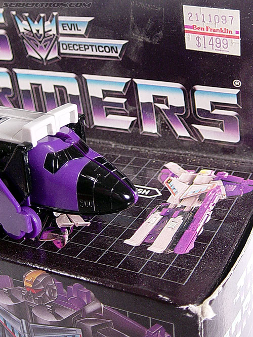 Transformers G1 1985 Astrotrain (Image #29 of 68)