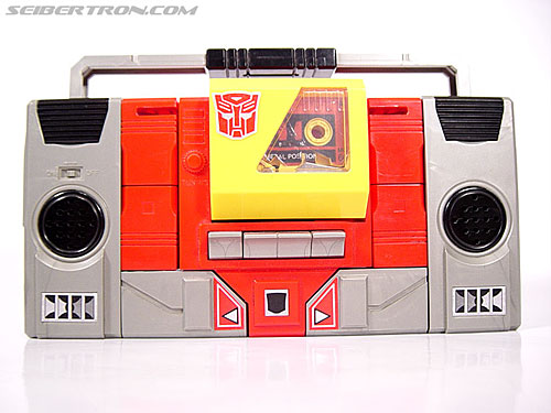 Transformers G1 1985 Blaster (Broadcast) (Image #8 of 35)
