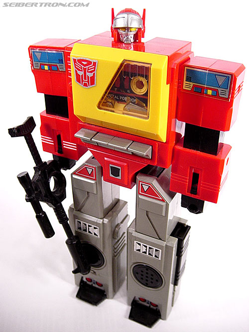 Transformers G1 1985 Blaster (Broadcast) (Image #19 of 35)