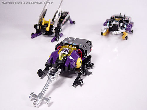 Transformers G1 1985 Bombshell (Image #4 of 43)