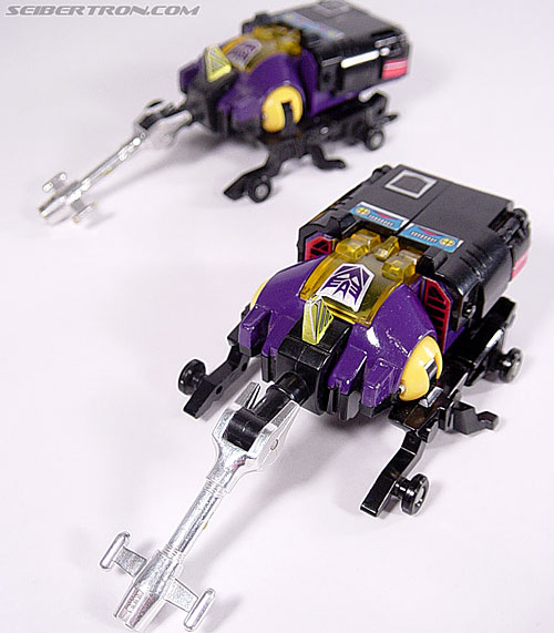 Transformers G1 1985 Bombshell (Image #6 of 43)