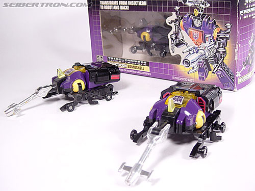Transformers G1 1985 Bombshell (Image #8 of 43)