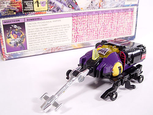 Transformers G1 1985 Bombshell (Image #12 of 43)