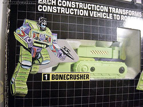Transformers G1 1985 Devastator (Devastar) (Image #3 of 78)