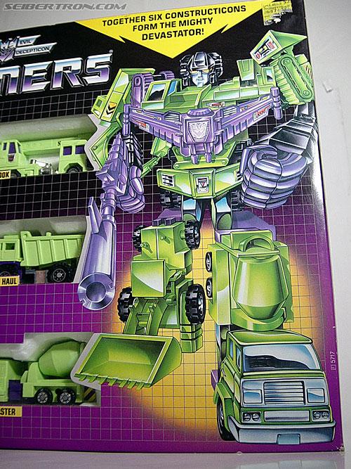 Transformers G1 1985 Devastator (Devastar) (Image #9 of 78)