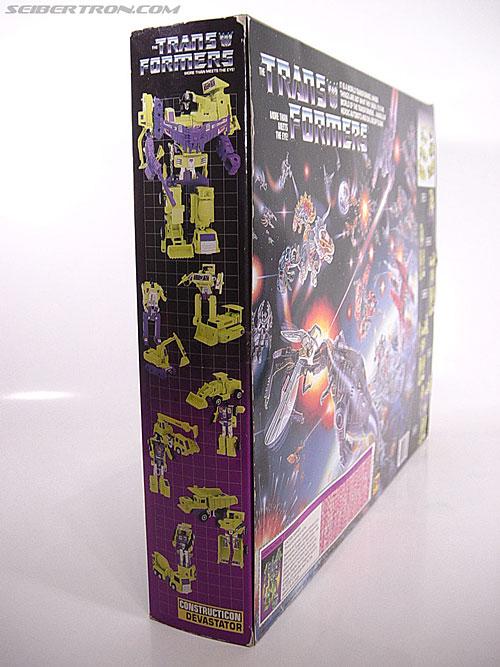 Transformers G1 1985 Devastator (Devastar) (Image #10 of 78)