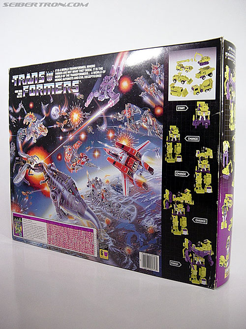 Transformers G1 1985 Devastator (Devastar) (Image #11 of 78)