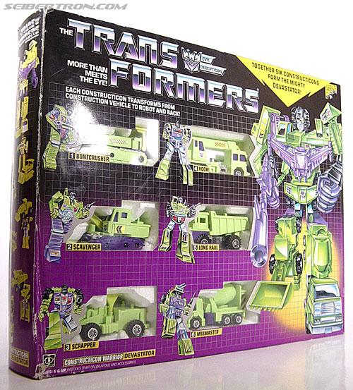 Transformers G1 1985 Devastator (Devastar) (Image #12 of 78)