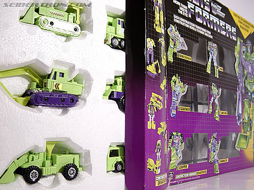 Transformers G1 1985 Devastator (Devastar) (Image #13 of 78)