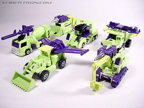 Transformers G1 1985 Devastator (Devastar) (Image #17 of 78)