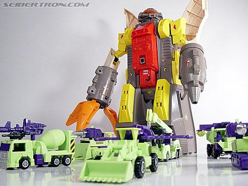 Transformers G1 1985 Devastator (Devastar) (Image #19 of 78)