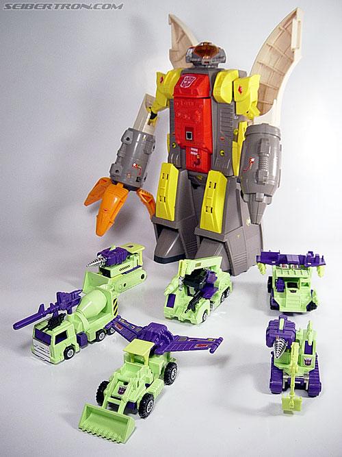 Transformers G1 1985 Devastator (Devastar) (Image #20 of 78)