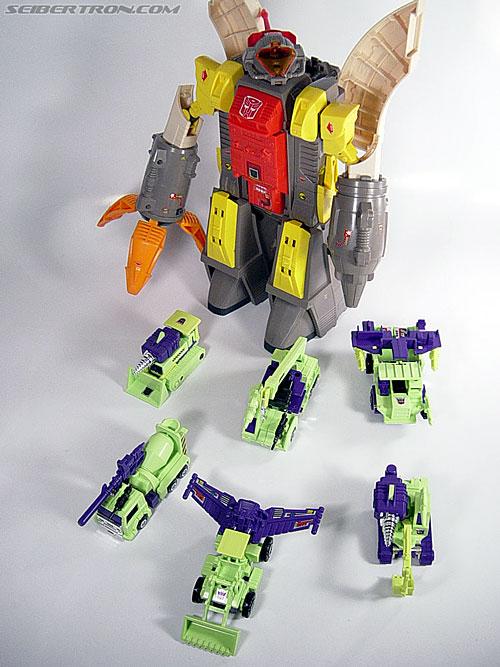 Transformers G1 1985 Devastator (Devastar) (Image #21 of 78)